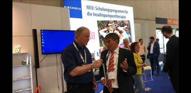Bild zu Diabetes Kongress - INPUT: Insulinpumpentherapie optimieren