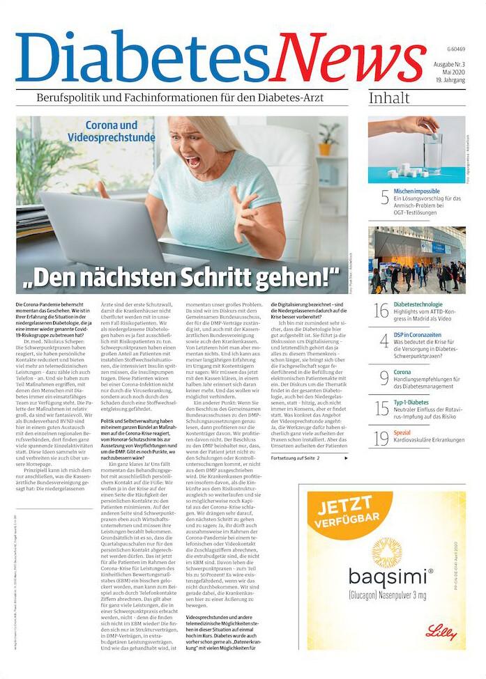 diabetikerbedarf ist Deutschlands großer Diabetes-Versand
